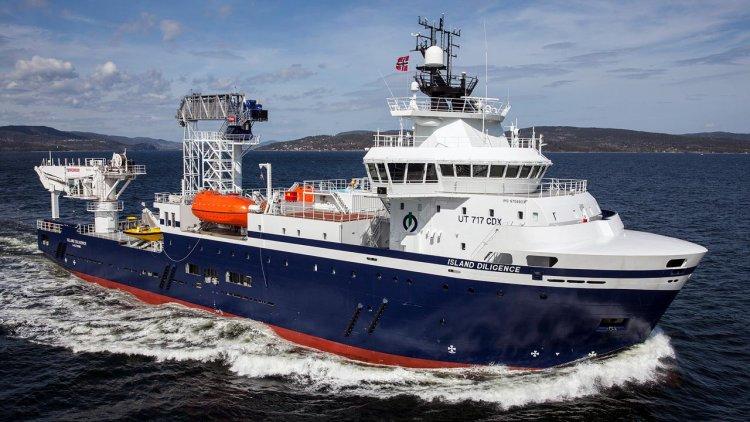 Island Offshore wins DanTysk vessel contract