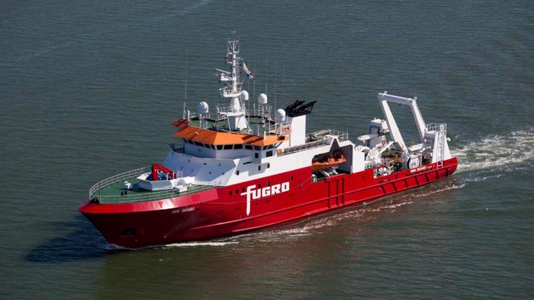 Fugro finishes first phase on ASN' transpacific BiFrost Cable System