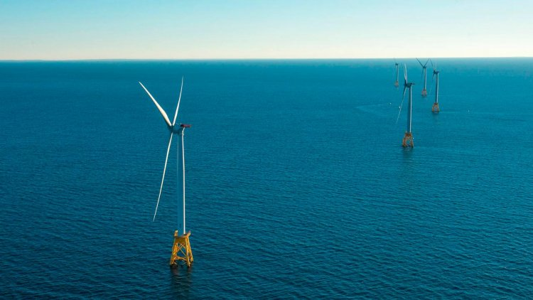 GE and Toshiba announce partnership agreement on Offshore Wind in Japan