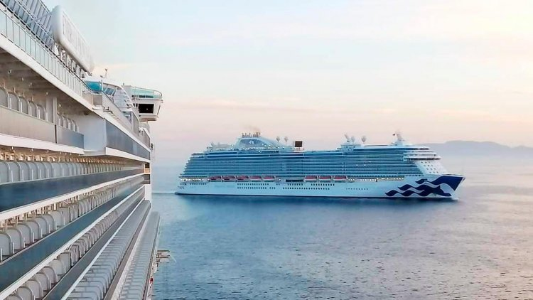 Princess Cruises cancels select cruise vacations