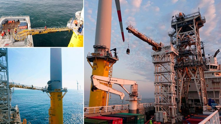 SMST enters into first W2W contract with DOF Subsea