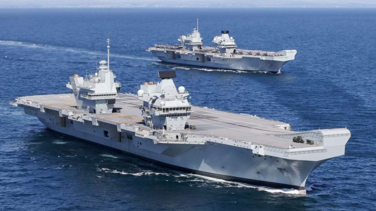Rolls-Royce awarded UK MOD contract to support for key Royal Navy programmes
