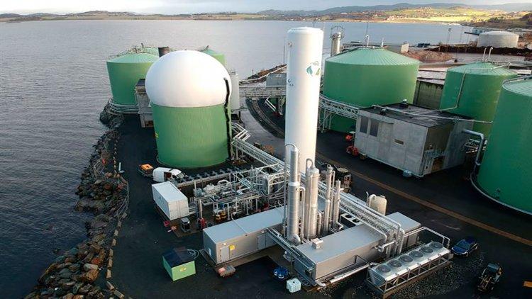 Wärtsilä selected to supply world's largest bioLNG production plant