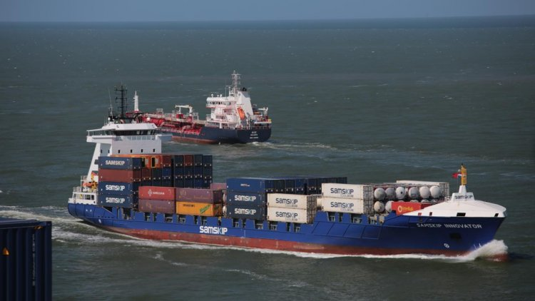 Samskip adds Waterford call and bigger ship to recently launched Amsterdam-Ireland lane