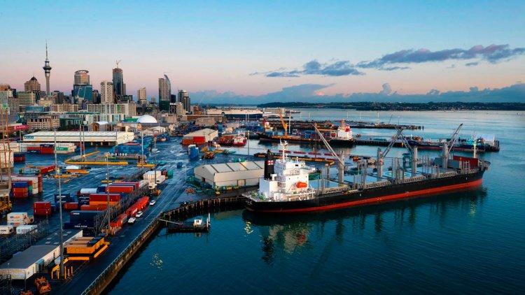 Auckland's port secures low-sulphur fuel supply
