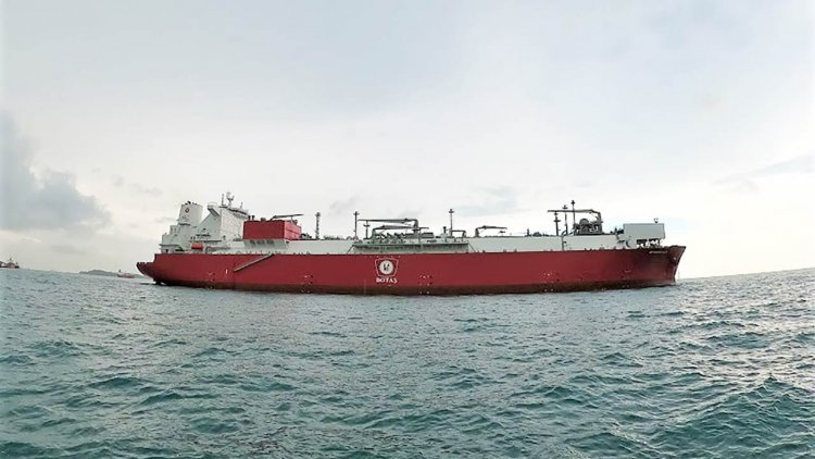 WSM appointed ship manager for the first Turkish-flagged FSRU