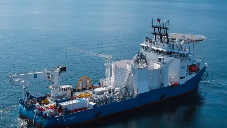 NKT celebrates the completion of the NordLink interconnector power cable project