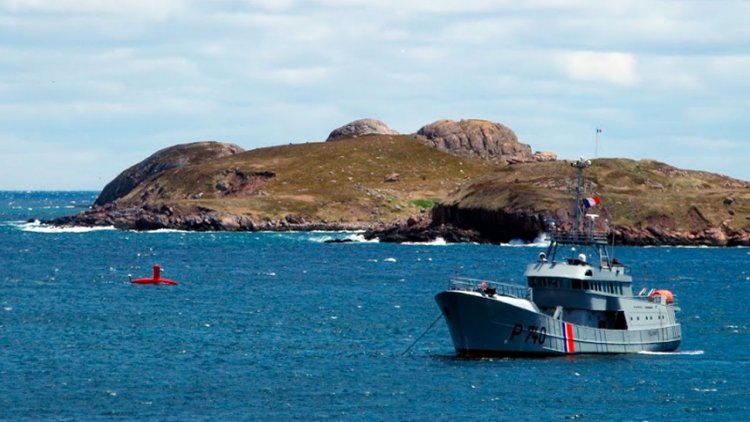 Operation Ravenel: The search for the wreck has begun in Saint-Pierre-et-Miquelon