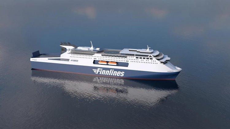 Finnlines: Construction of the first new Superstar ro-pax has begun