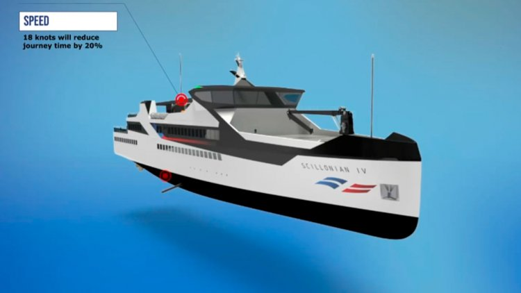 BMT reveales new designs for Steamship Company's passenger vessels