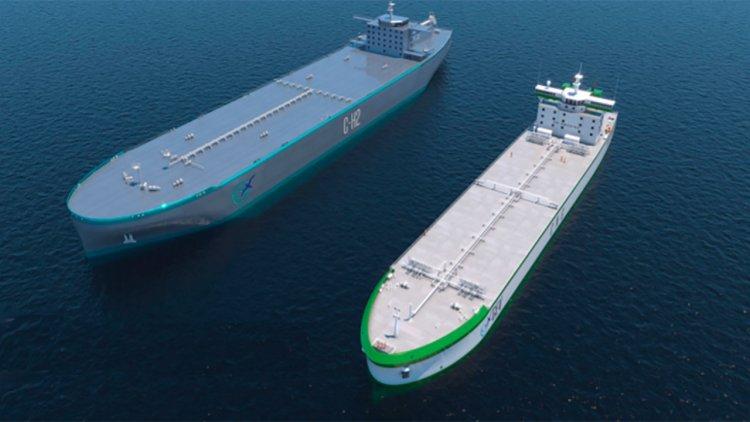 GEV commences development of a pilot-scale C-H2 Ship
