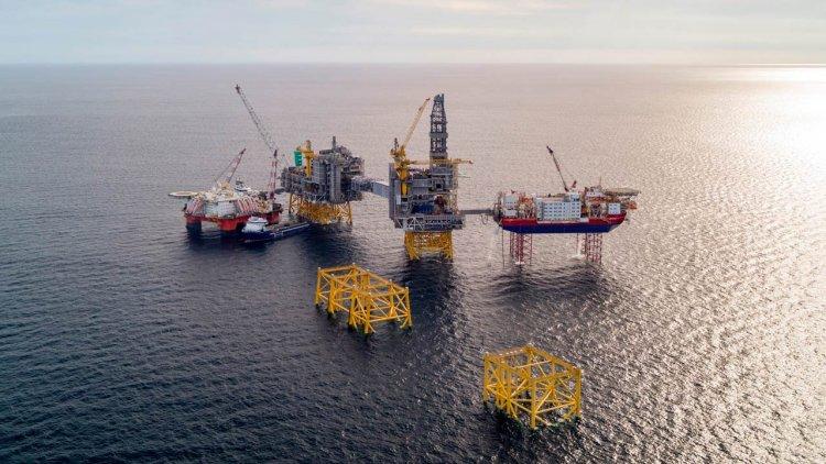 Aker Solutions delivers Johan Sverdrup platform jacket on schedule