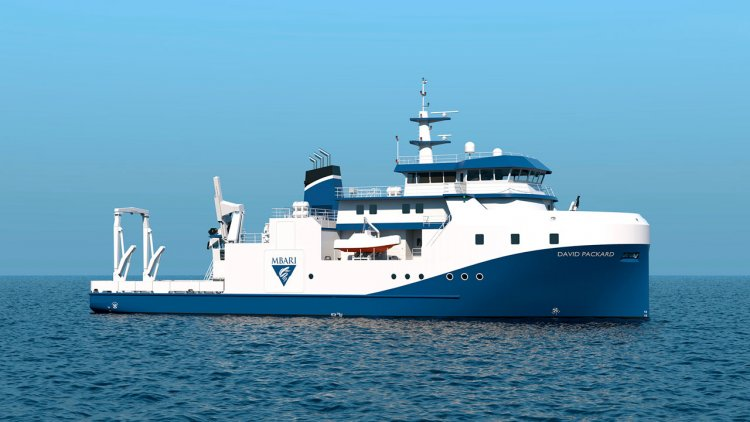 ABB to equip MBARI's new flagship vessel with leading-edge solutions