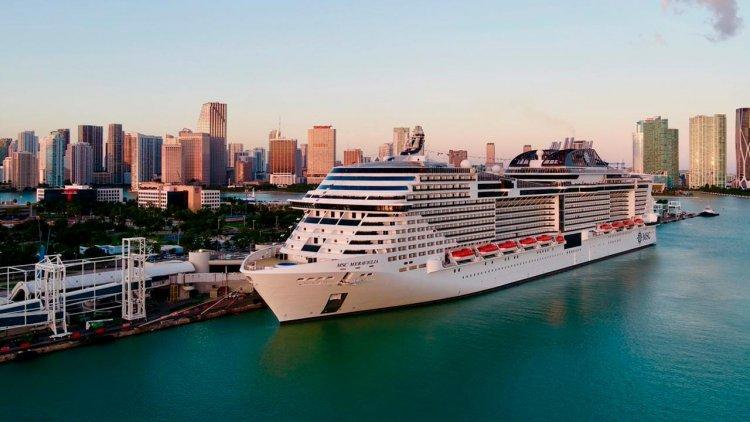 MSC Cruises to resume cruising from U.S. ports this summer