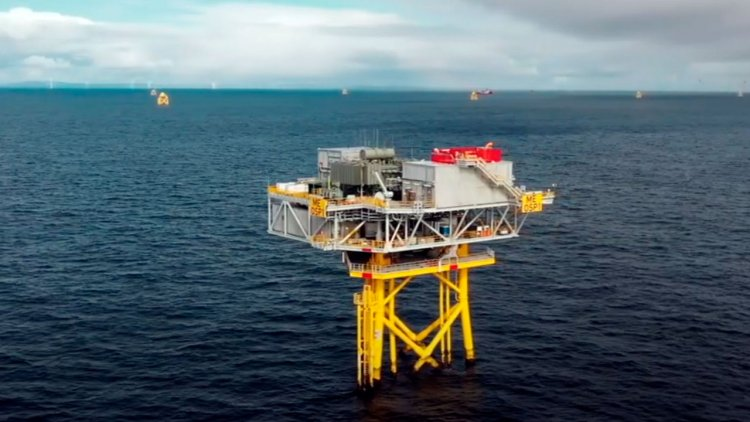 Ocean Winds starts energy generation at Moray East