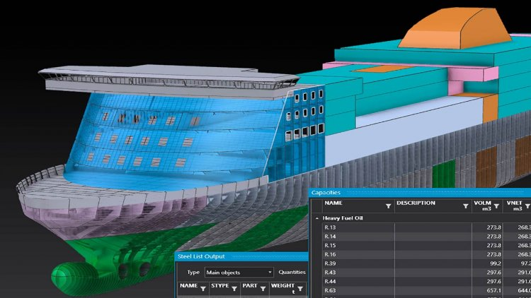 NAPA to enhance 3D ship design process with launch of NAPA Viewer