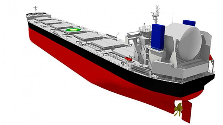 ClassNK grants AiP to Tsuneishi for LNG-fueled bulker design