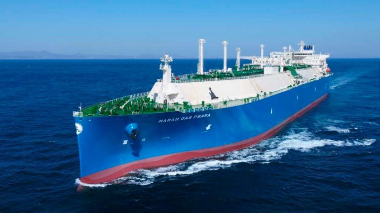 Maran Gas Maritime will deploy Kongsberg's K-IMS platform