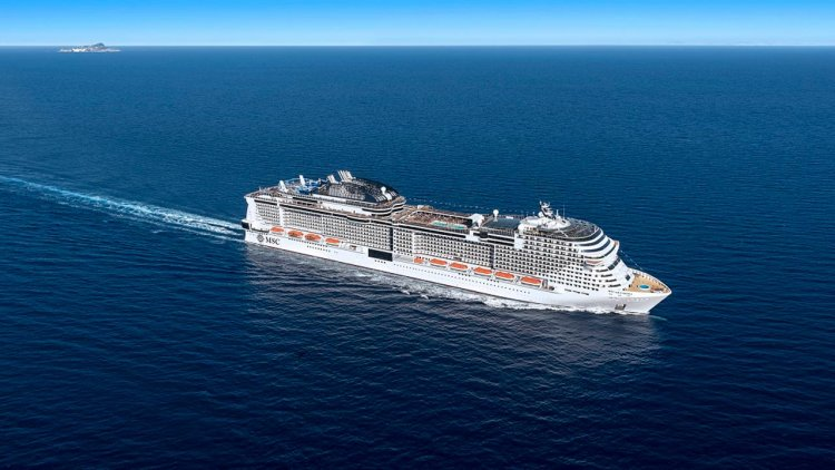 MSC Cruises launches industry-largest charter air programme