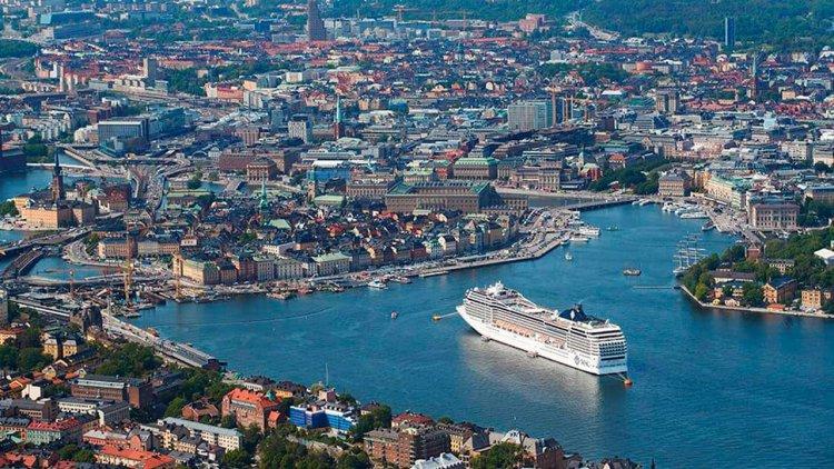 Trials of innovative smart navigation marker at Stockholm Norvik Port