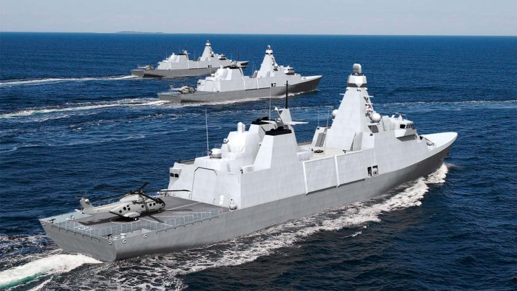 Evac Group to supply waste treatment package to new Royal Navy frigates