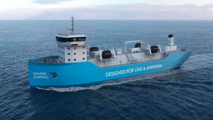Oceania and Kanfer sign LOI for world's first ammonia-ready LNG bunkering vessel in Australia