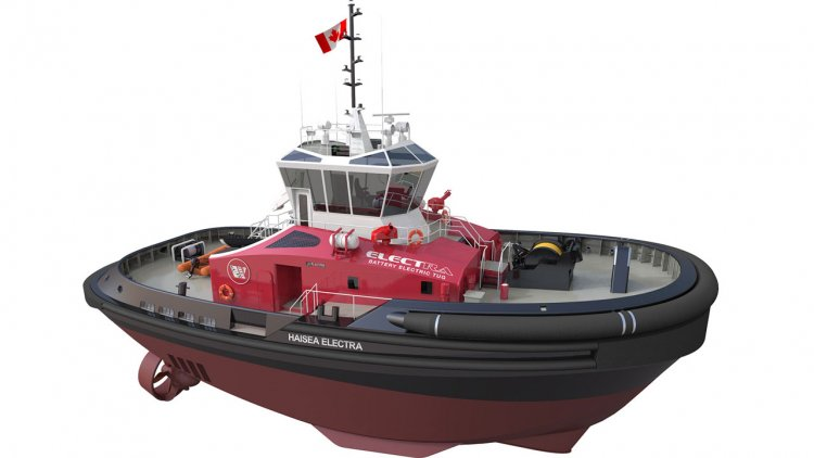 Wärtsilä chosen to power British Columbia's most environmentally advanced escort tugs