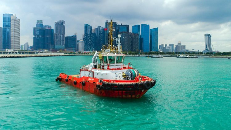 ABB and Keppel reach key autonomy milestone with remote vessel operation trial
