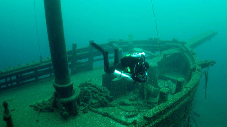 NOAA designates new national marine sanctuary in Wisconsin's Lake Michigan