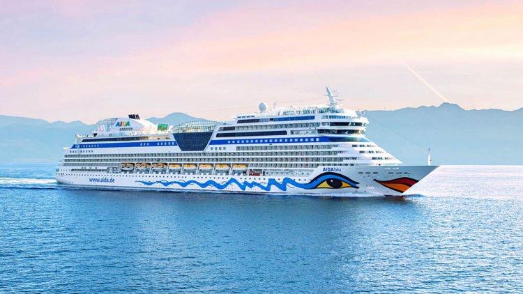AIDA Cruises opens cruise season in Hamburg on July 31