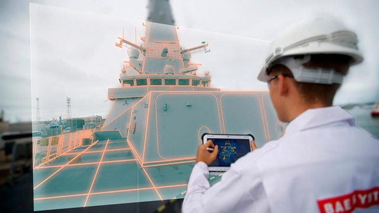 New data management solution to improve ship availability for Royal Navy