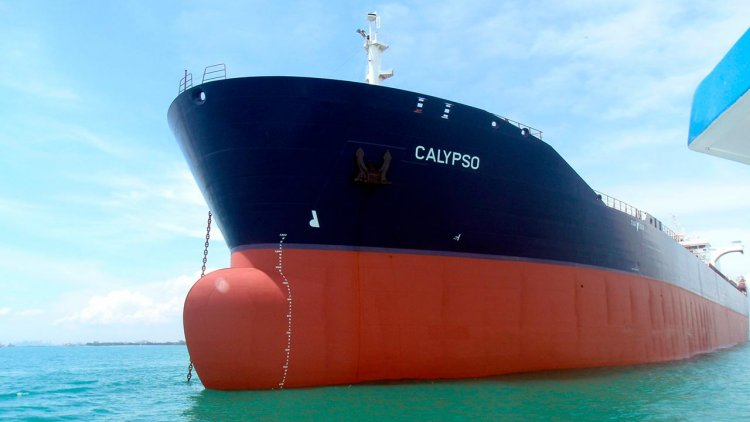 Tanker demonstrates zero barnacle growth thanks to antifouling technology