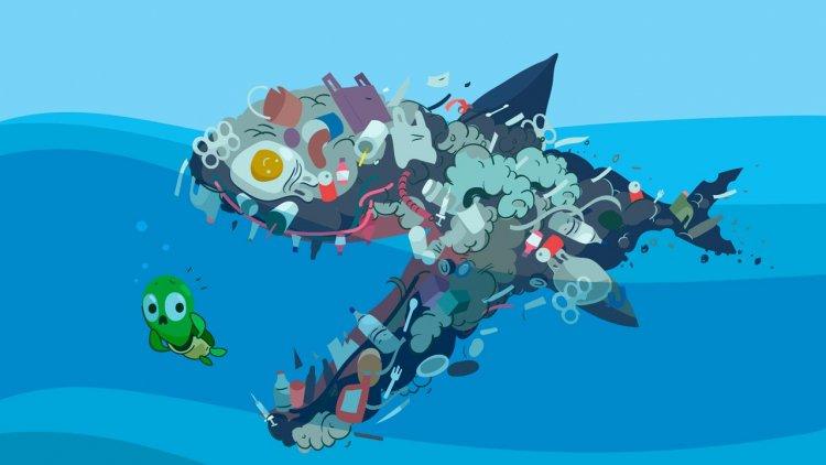 The missing 'plastic sink' in the ocean