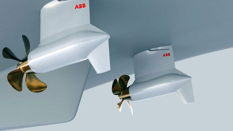 ABB enhances efficiency of Azipod® electric propulsion with digital solution