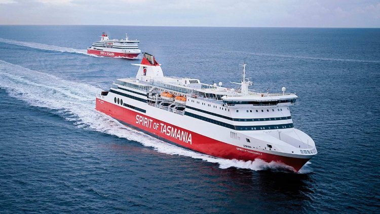 Foreship-conceived Spirit of Tasmania ferries given go-ahead for construction