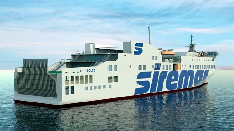 New Caronte & Tourist ferry will operate with Wärtsilä LNG-fuelled engines