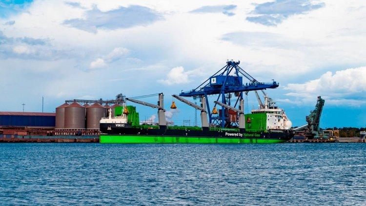 ESL Shipping starts Virtual Arrival trial