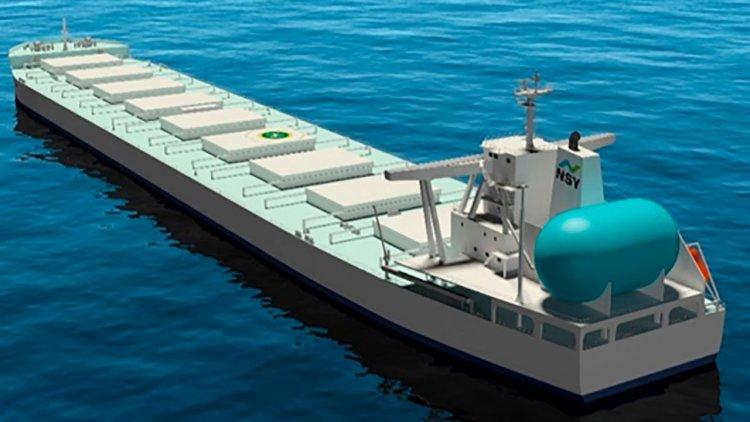 Japan's JFE Steel charters LNG-fuelled Capesize vessels