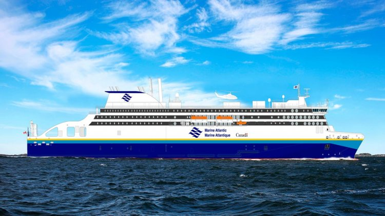 Stena RoRo orders its tenth E-Flexer RoPax ferry