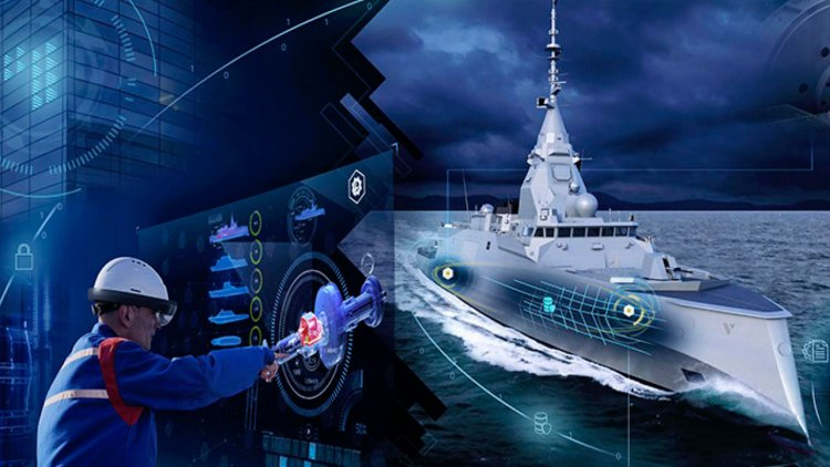 MBDA and Naval Group join forces to develop new remote assistance solutions