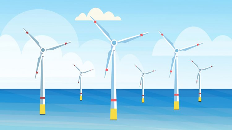 Franco-Scottish research to drive floating wind and hydrogen in Europe