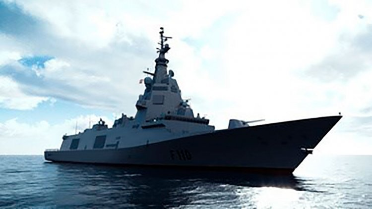 DMC awarded contract to provide rudders and steering gear for Navantia