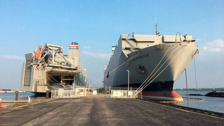 MARAD awards vessel acquisition management contract to Crowley