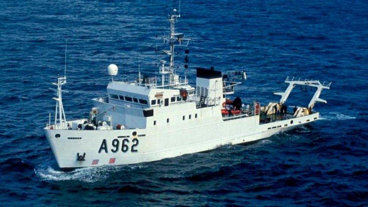 Belgium to transfer its research vessel to Ukraine