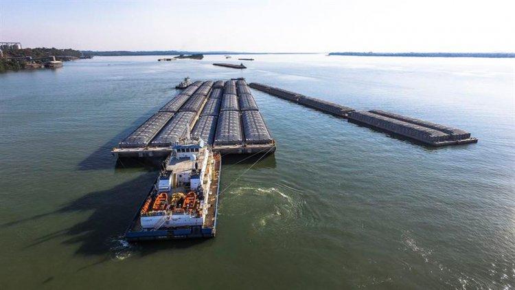 Wärtsilä providing optimised maintenance for Brazilian river tugs