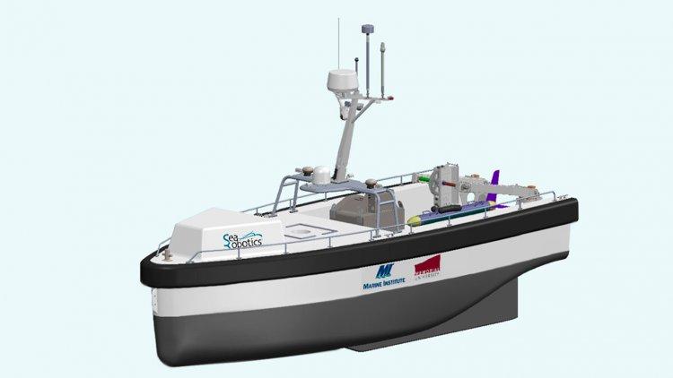SeaRobotics to supply custom long-endurance ASV to Canada's marine institute