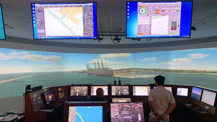 Port of Sines invests in pilot training for new megacarriers