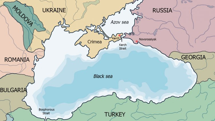 Neighbouring countries cannot obtain data from Russia on oil spill in Novorossiysk