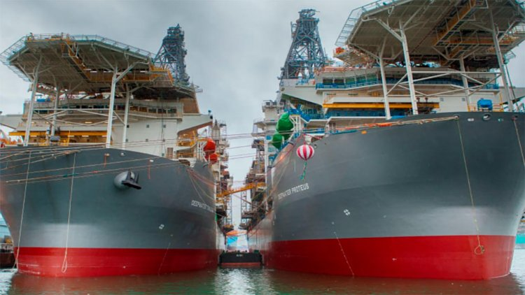 Transocean secures contract for newbuild, ultra-deepwater drillship