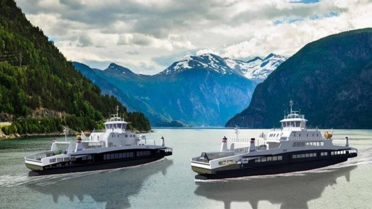 OSM to supervise the building of two more ships for Fjord1